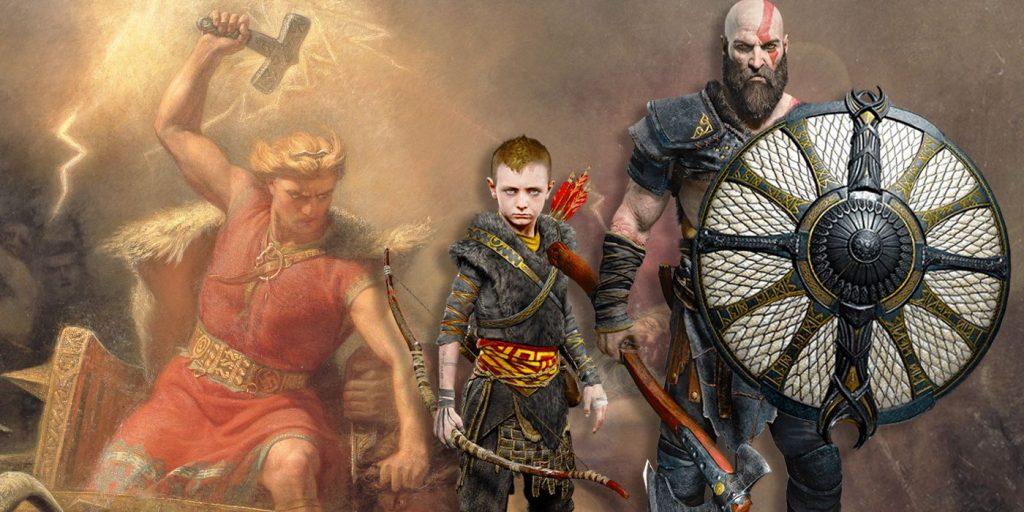 nordic god