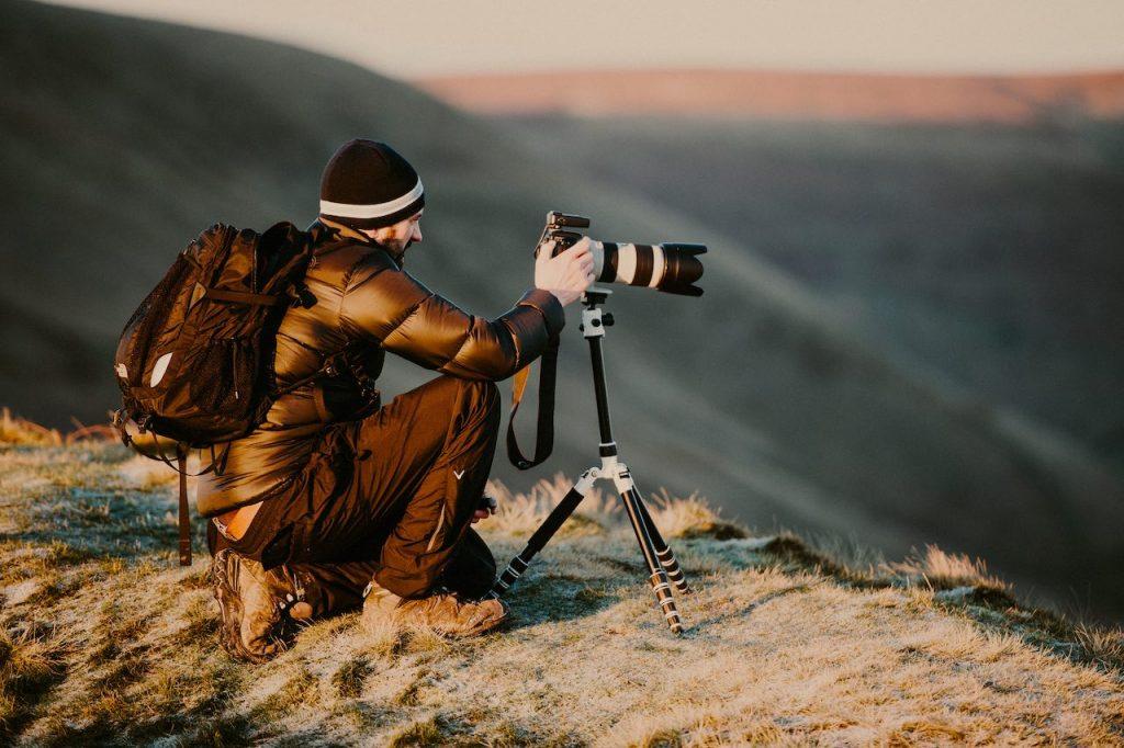 Photographers Reinvent