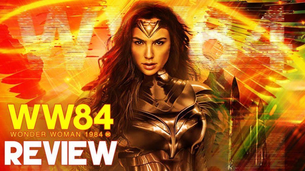 Wonder Woman 1984:Review