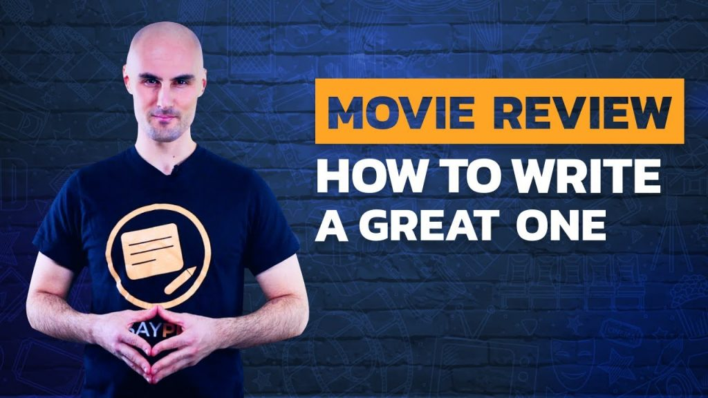 Write-a-Review of movie