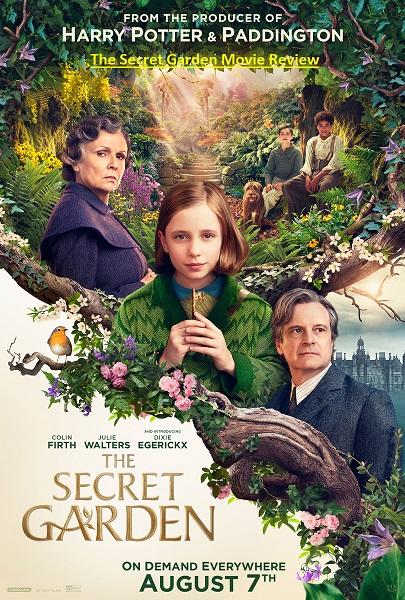 The Secret Garden Movie Review